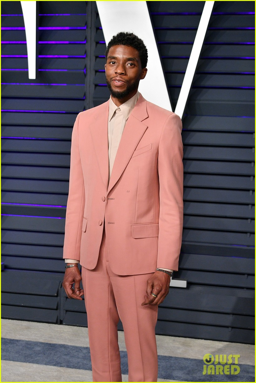 chadwick boseman michael b jordan vanity fair oscar party 014246832