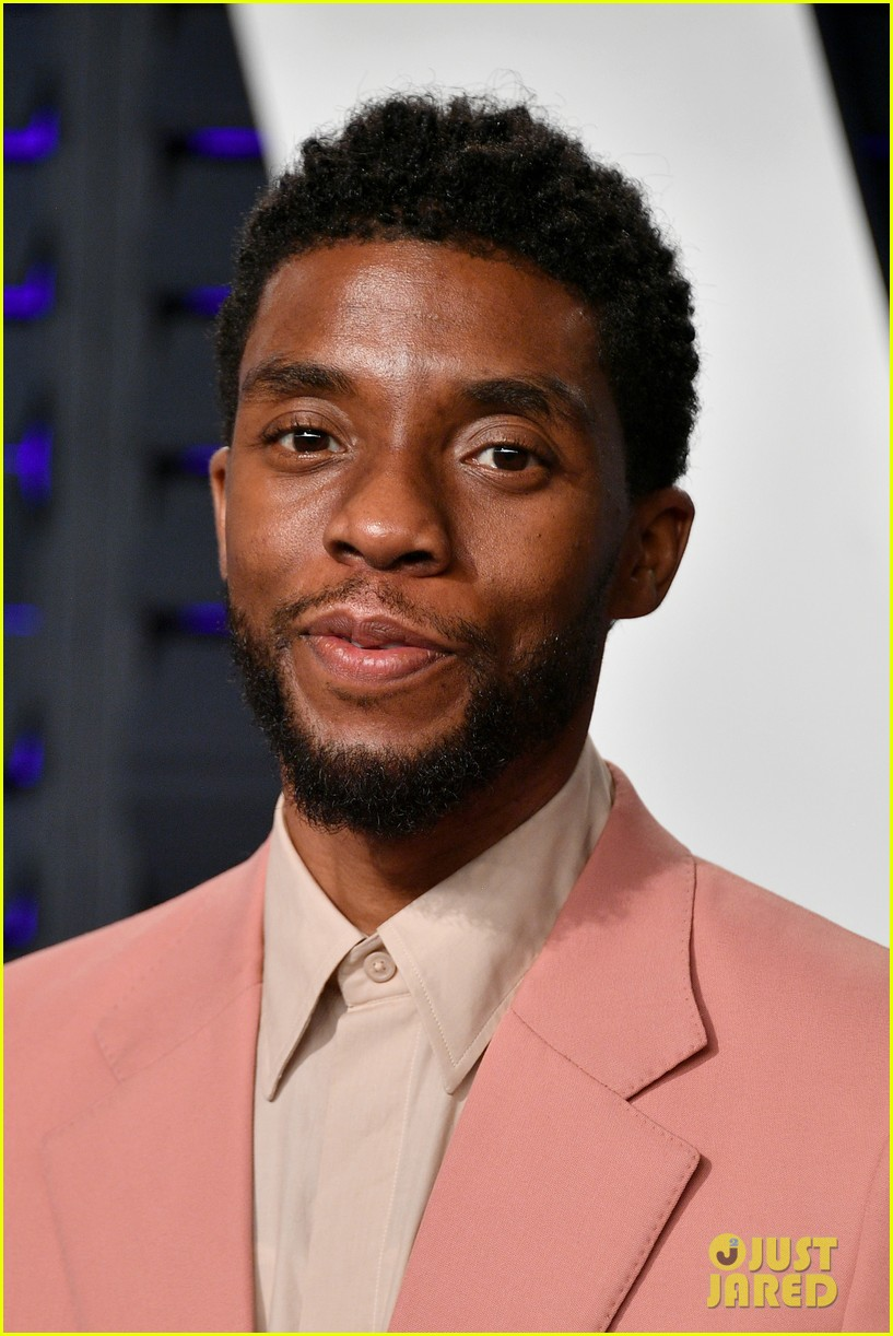 chadwick boseman michael b jordan vanity fair oscar party 024246833