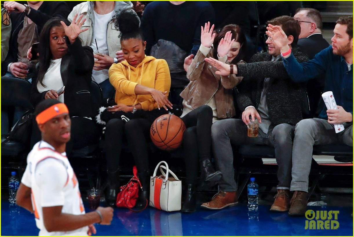 rachel brosnahan jason ralph knicks game 05