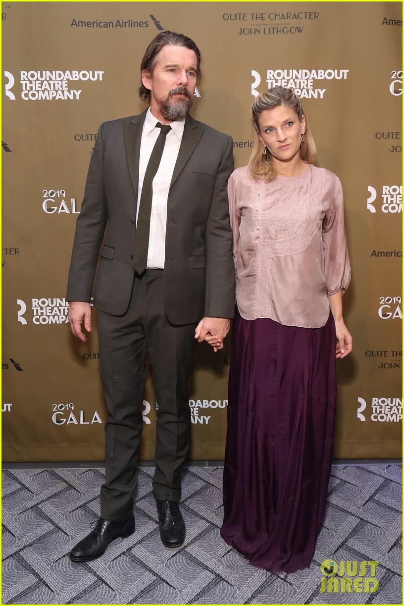 rachel brosnahan jason ralph couple up at roundabout gala honoring john lithgow 314248251