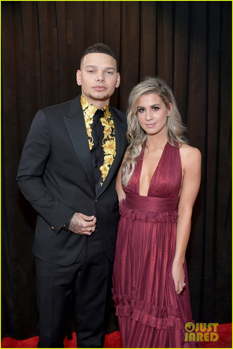 Kane Brown Amp Wife Katelyn Jae Step Out For Grammys 2019