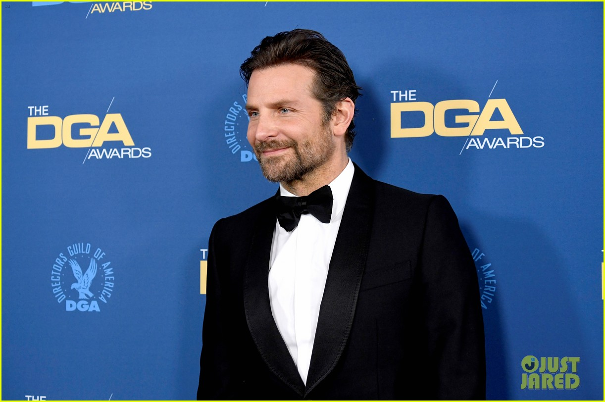 Bradley Cooper Looks So Suave at DGA Awards 2019: Photo