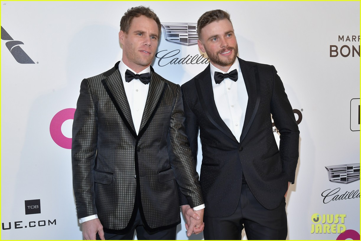 chace crawford colton haynes gus kenworthy oscars party 294247175