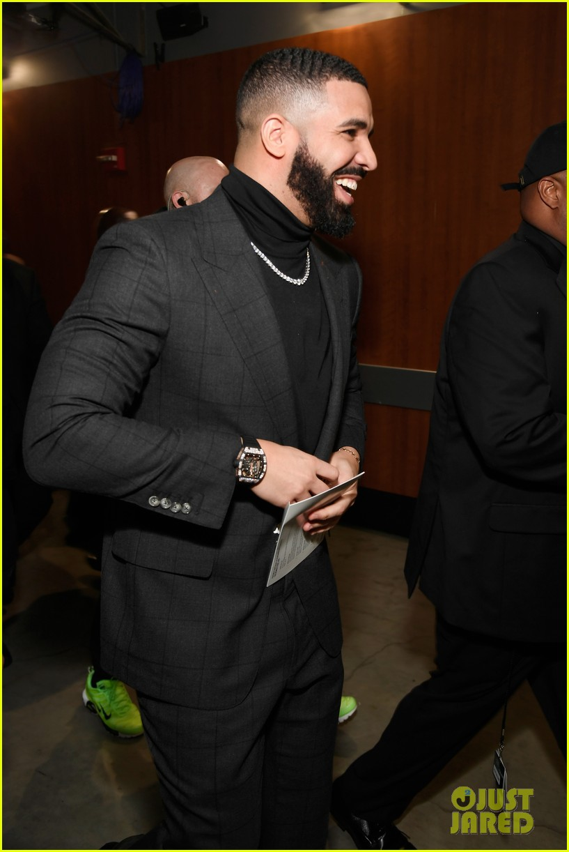 Grammys Rep Explains Why Drake's Speech Was Cut Off: Photo ...