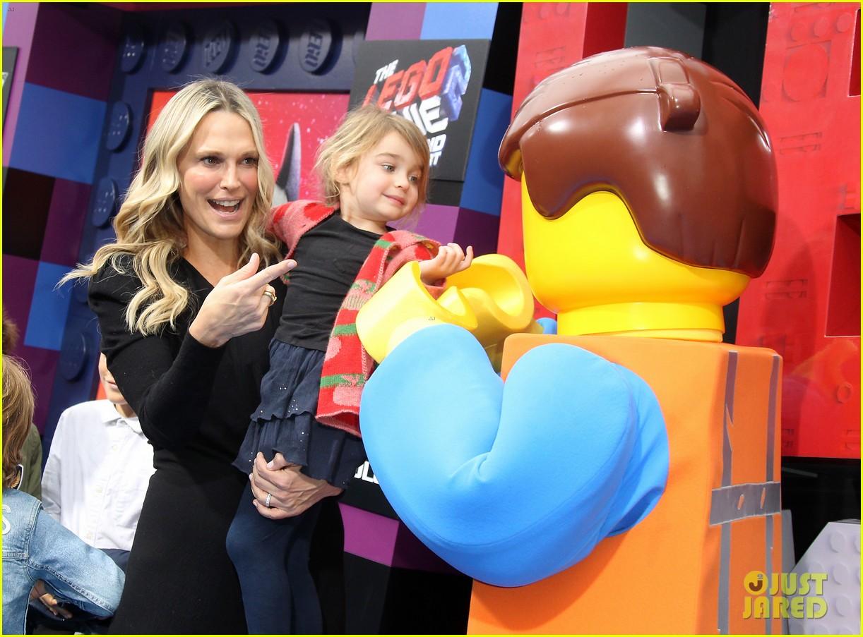 Josh Duhamel Takes His Son Axl to 'Lego Movie 2' Premiere