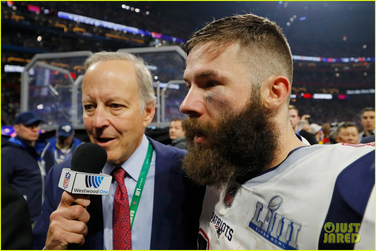 Julian Edelman S Beard When Will He Shave It He Says