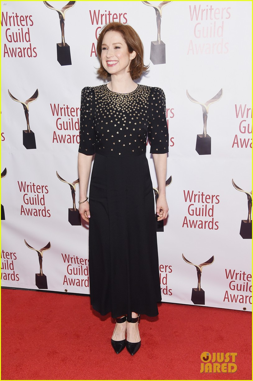 julianna marguiles ellie kemper writers guild awards nyc 20
