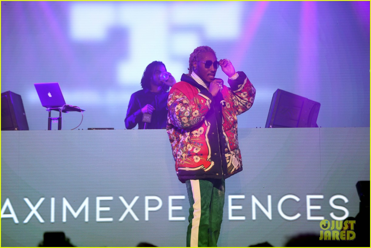 jamie foxx future take stage at maxim experience party during super bowl weekend 074222433