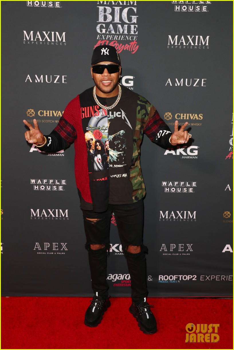 jamie foxx future take stage at maxim experience party during super bowl weekend 124222438