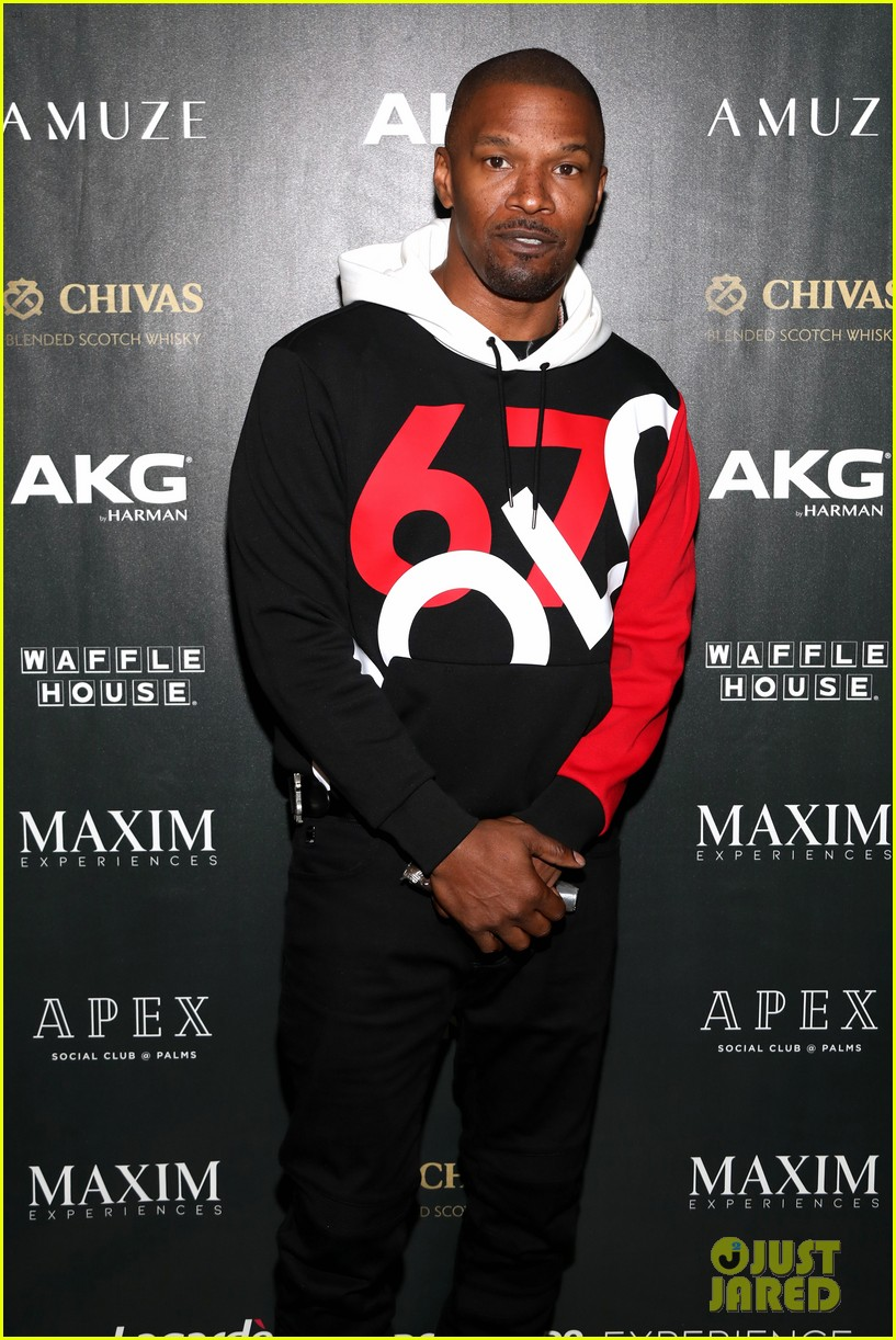jamie foxx future take stage at maxim experience party during super bowl weekend 174222443