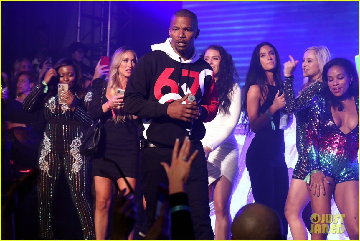 jamie foxx future take stage at maxim experience party during super bowl weekend 184222444