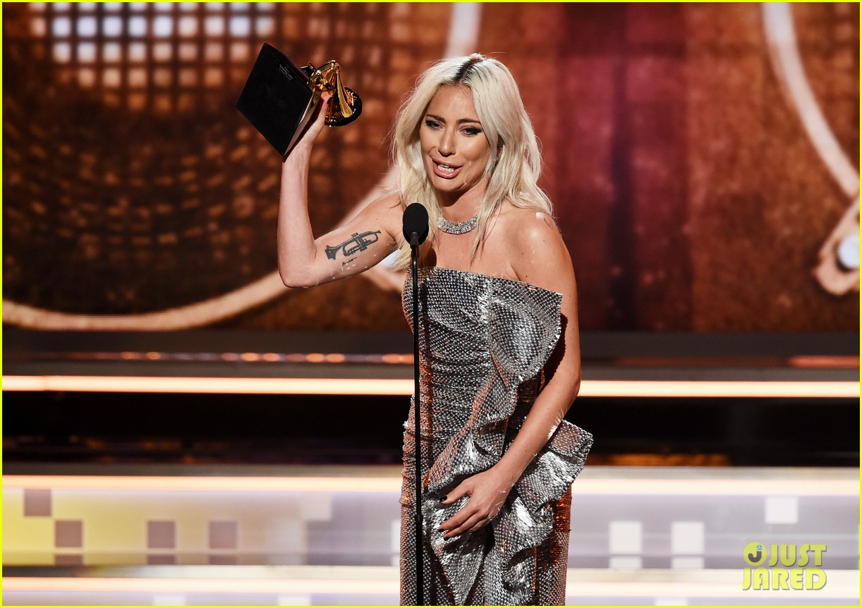 Lady Gaga Grammys 2019: Lady Gaga Wins Best Pop Duo/Group Performance At Grammys