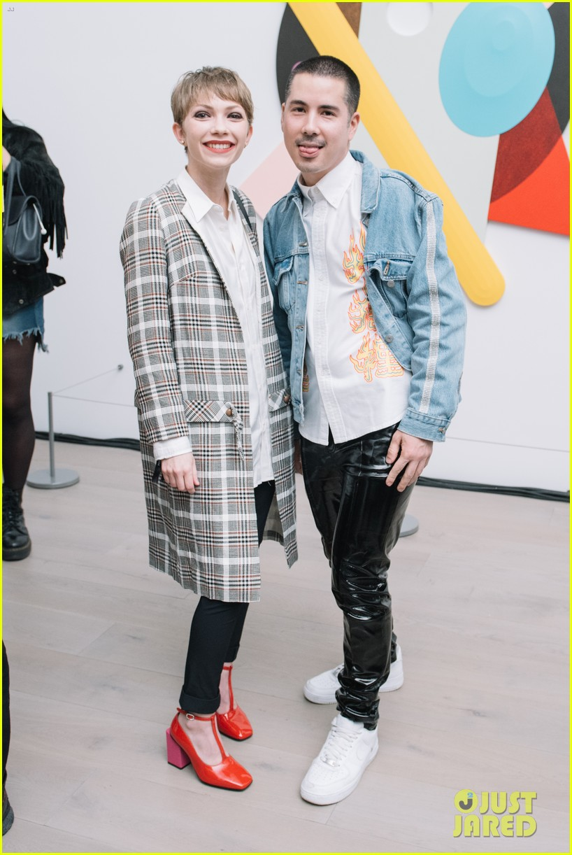 ellie goulding helps garage mag celebrate billie eilish takashi murakami collab 304225150