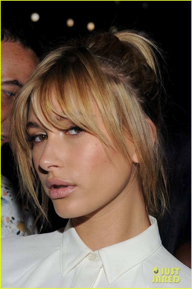 hailey hair style evolution 154239240