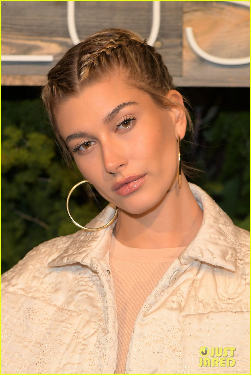 hailey hair style evolution 384239263