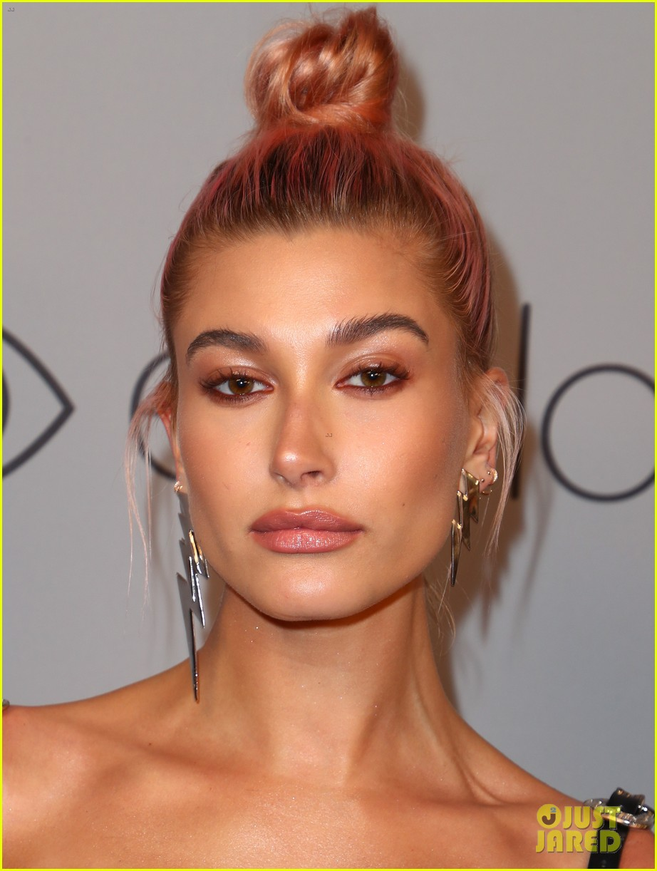 hailey hair style evolution 534239278