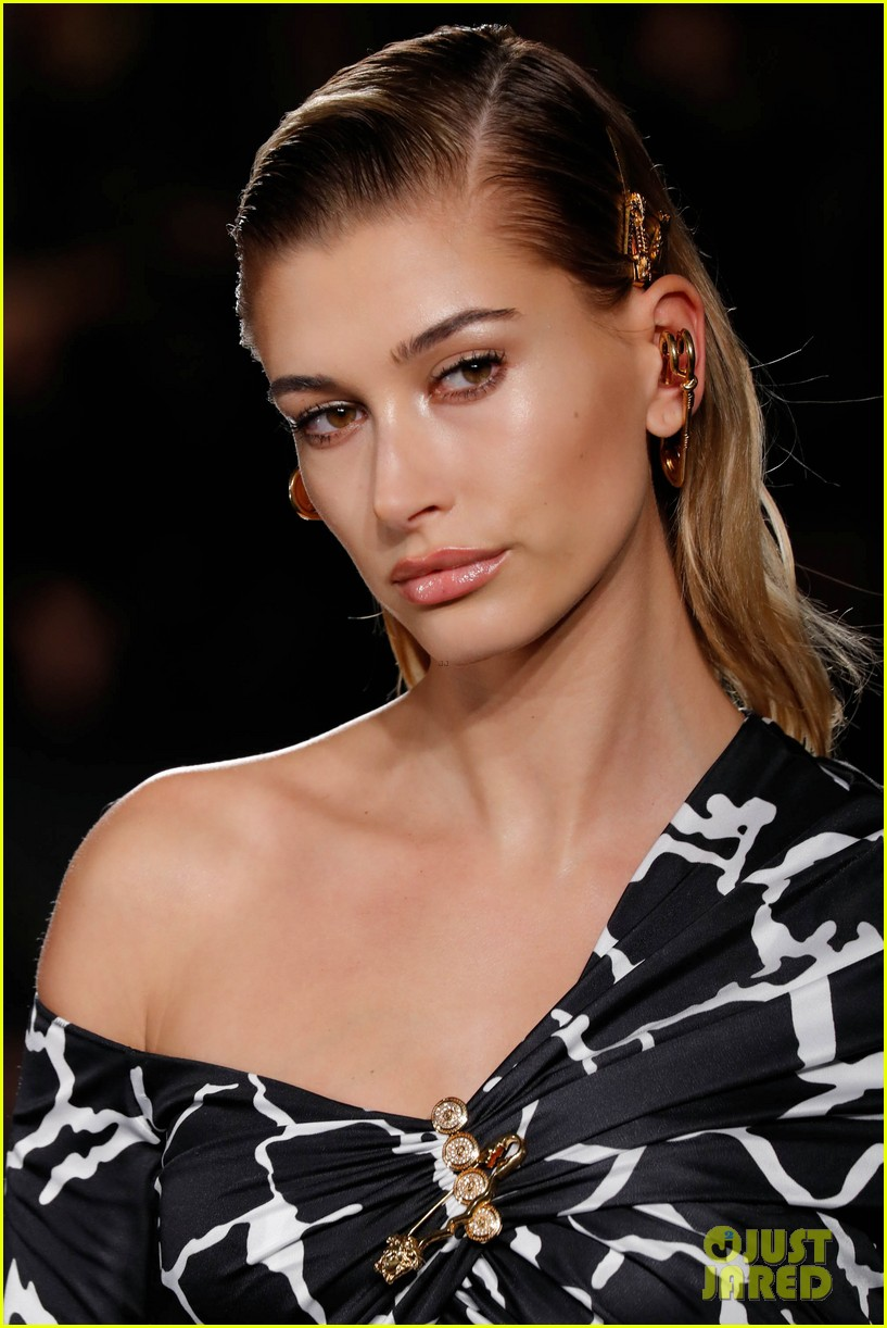 hailey hair style evolution 684239293