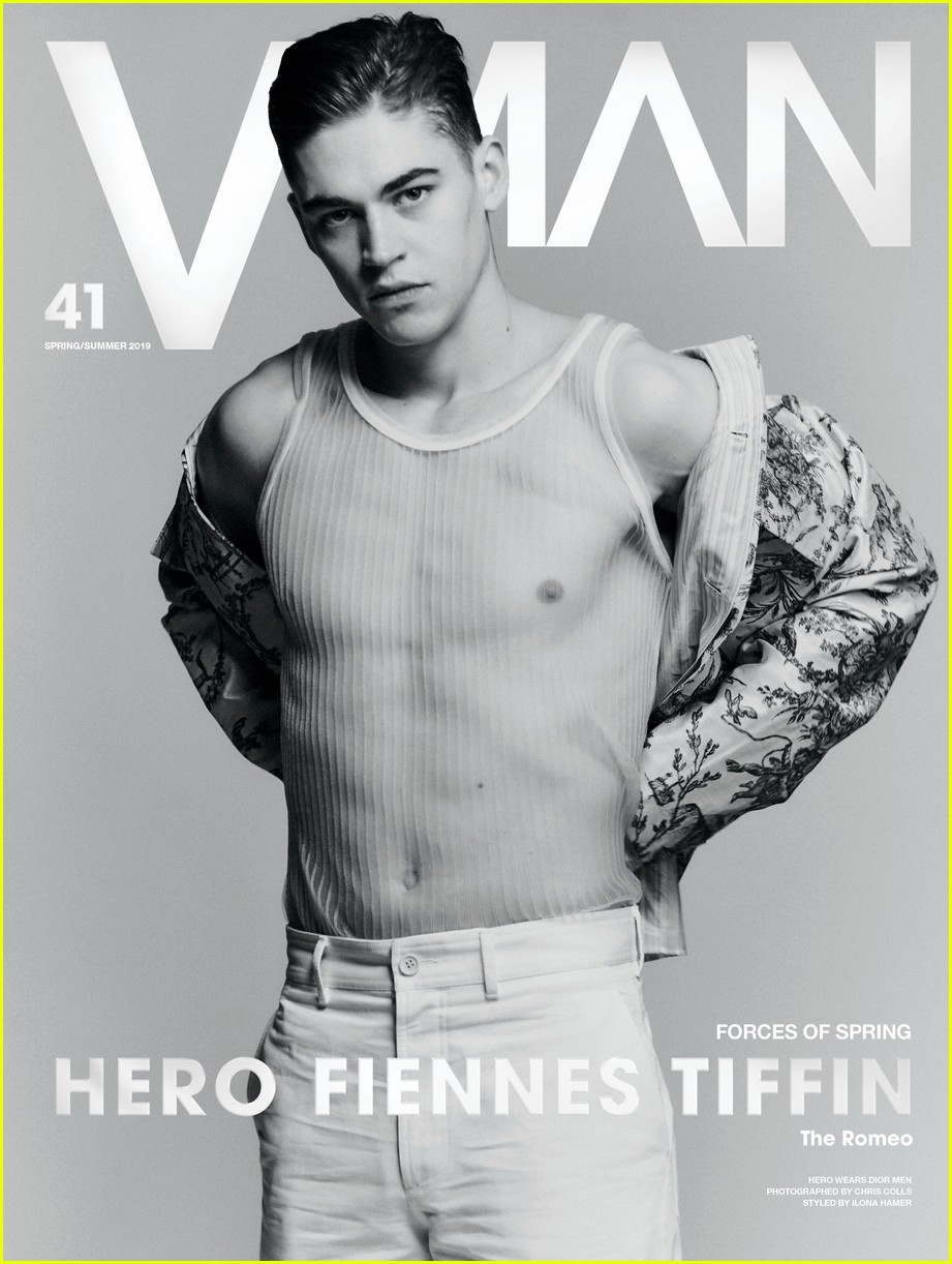 Hero Fiennes Tiffin Opens Up About Getting Attention From