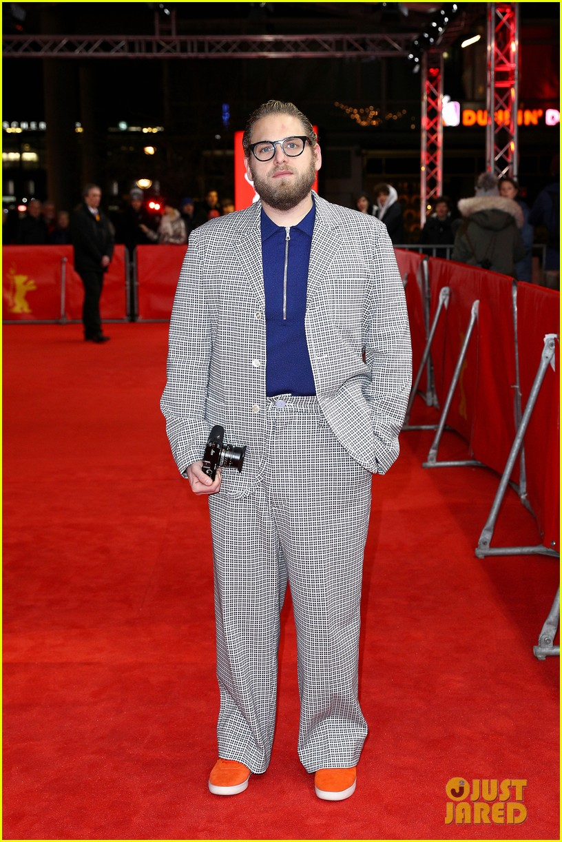 jonah hill promotes his movie mid90s at berlin film festival 01
