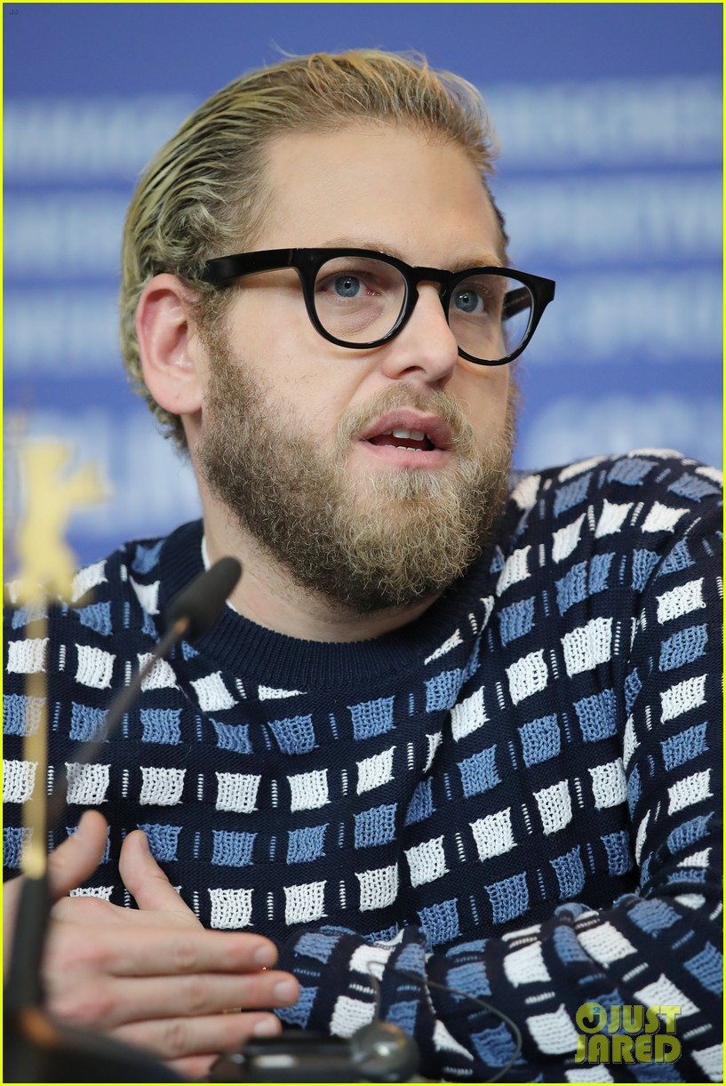 jonah hill promotes his movie mid90s at berlin film festival 05