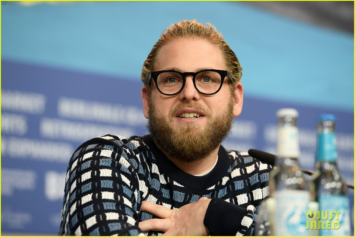 jonah hill promotes his movie mid90s at berlin film festival 06