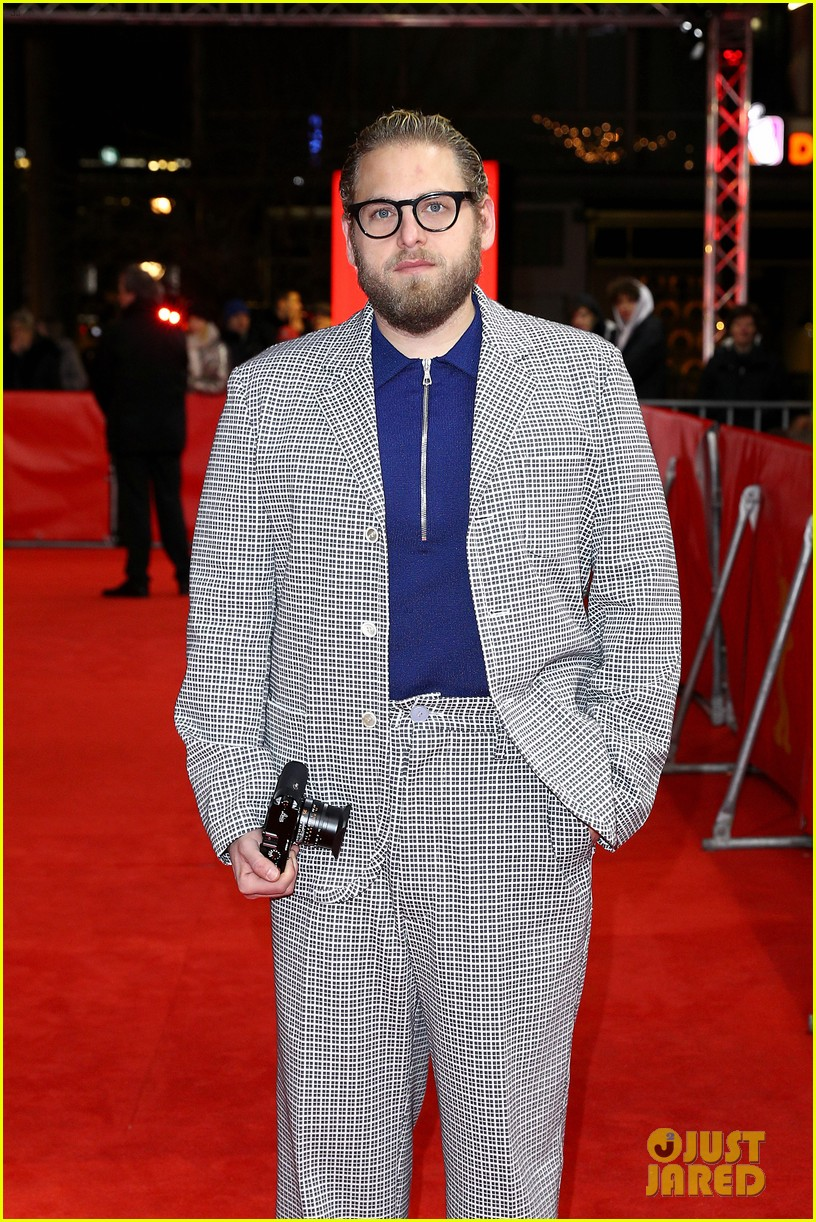 jonah hill promotes his movie mid90s at berlin film festival 07