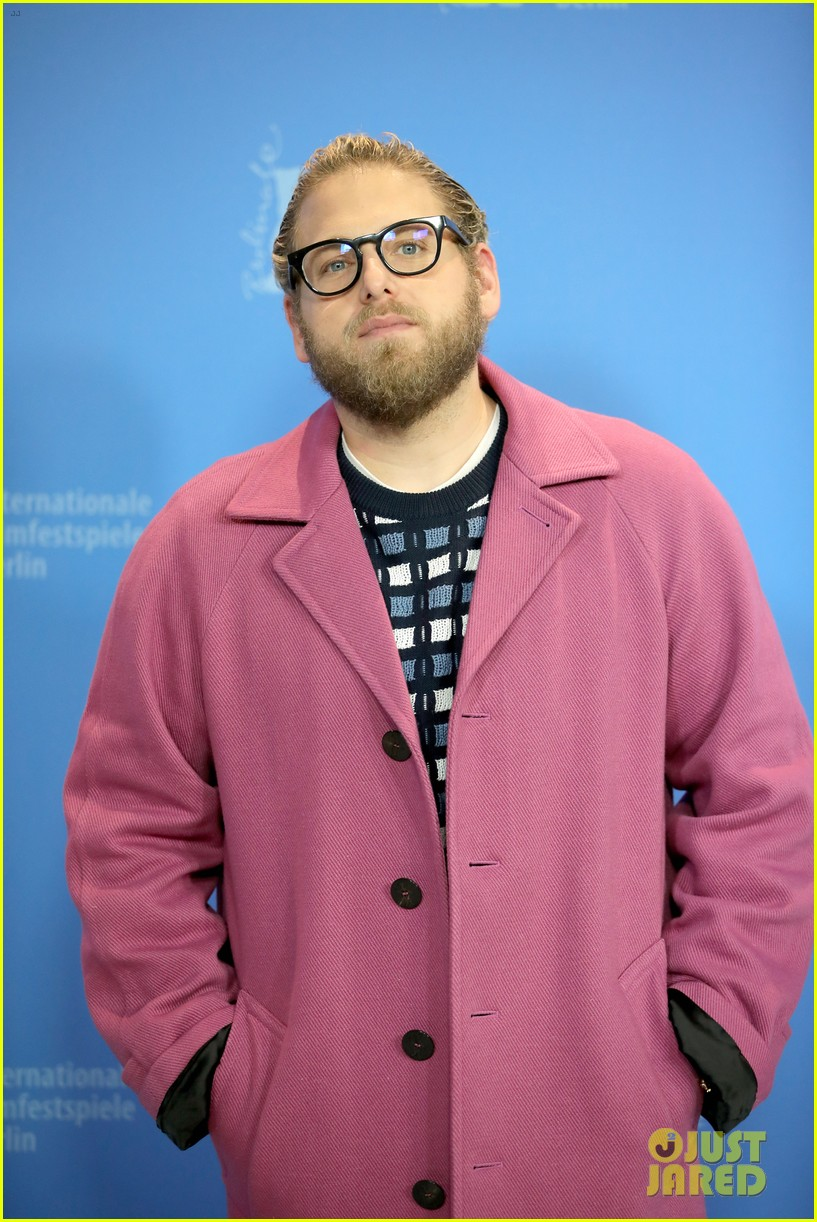 jonah hill promotes his movie mid90s at berlin film festival 08