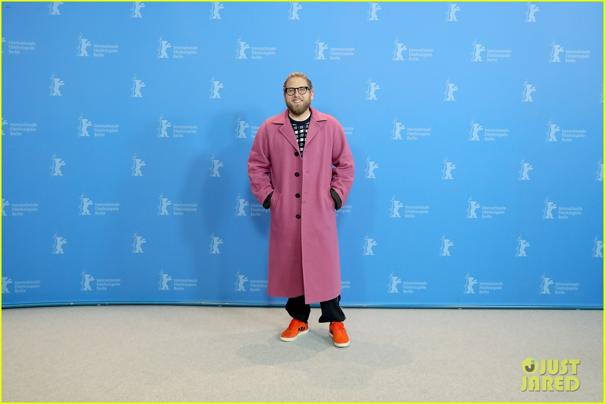 jonah hill promotes his movie mid90s at berlin film festival 09