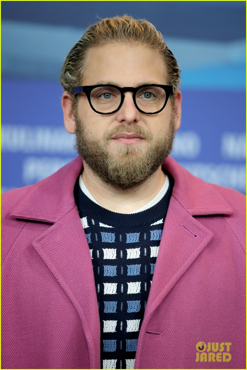 jonah hill promotes his movie mid90s at berlin film festival 10