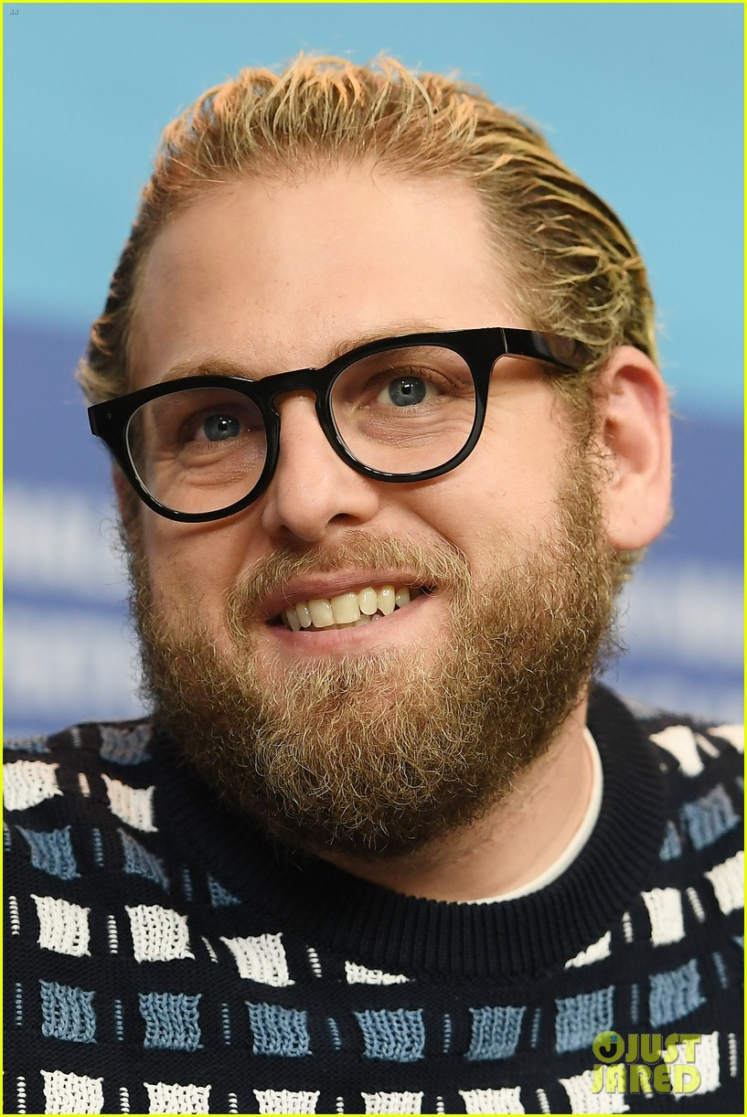 jonah hill promotes his movie mid90s at berlin film festival 14