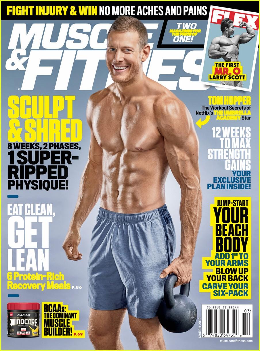 tom hopper muscle fitness 044240487