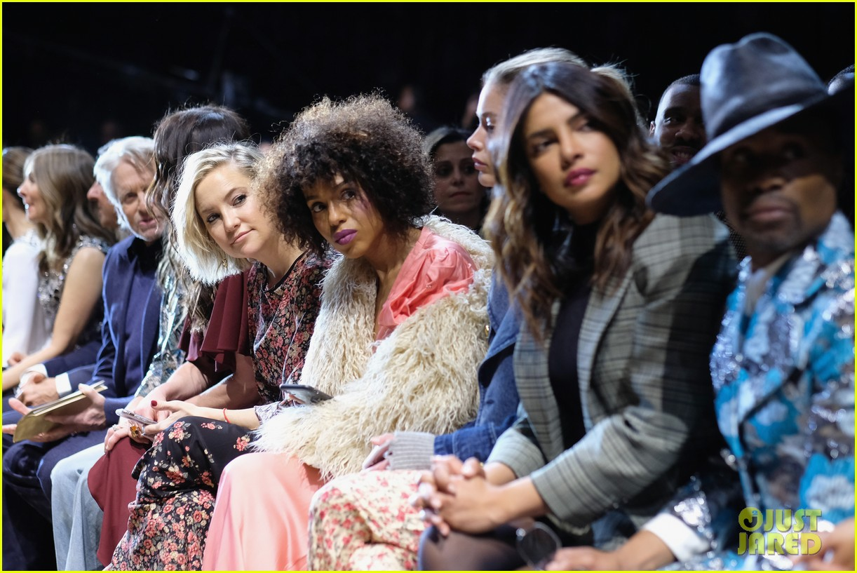 kate hudson priyanka chopra kerry washington sit front row at michael kors nyfw show 12