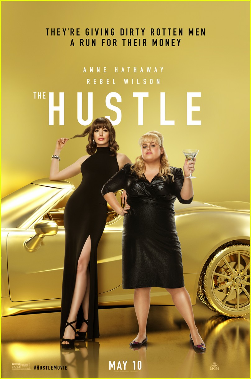 anne hathaway rebel wilson the hustle 024237908