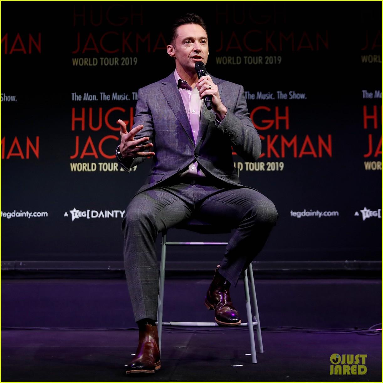 hugh jackman announces australian leg of world tour 054248447