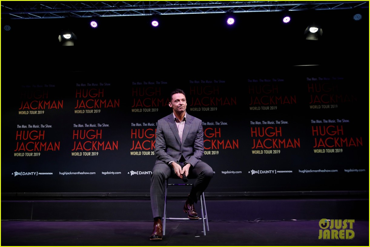 hugh jackman announces australian leg of world tour 144248456