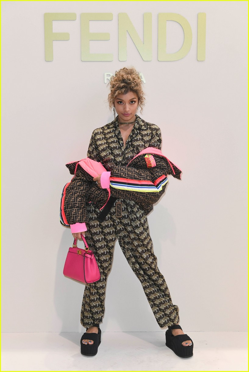 fendi fashion show milan february 2019 284242099