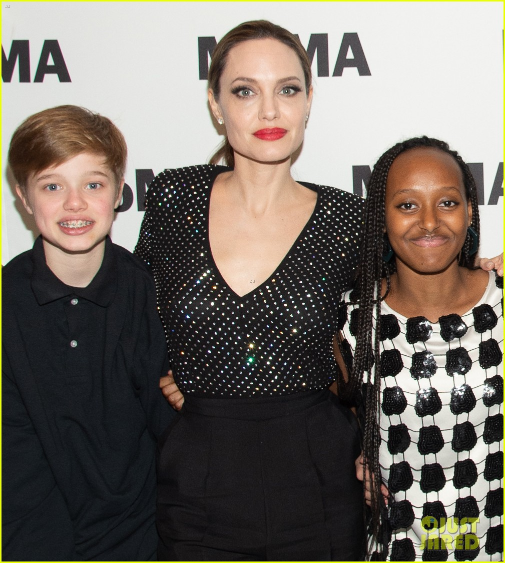 angelina jolie kids join her nyc movie premiere 054243968