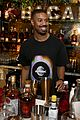 michael b jordan mixed up drinks with bacardi 04