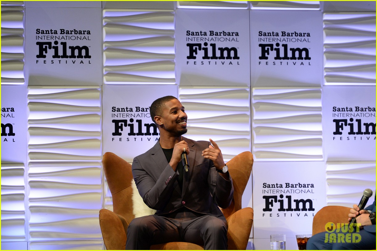 michael b jordan honored with cinema vanguard award at santa barbara film fest 034226054