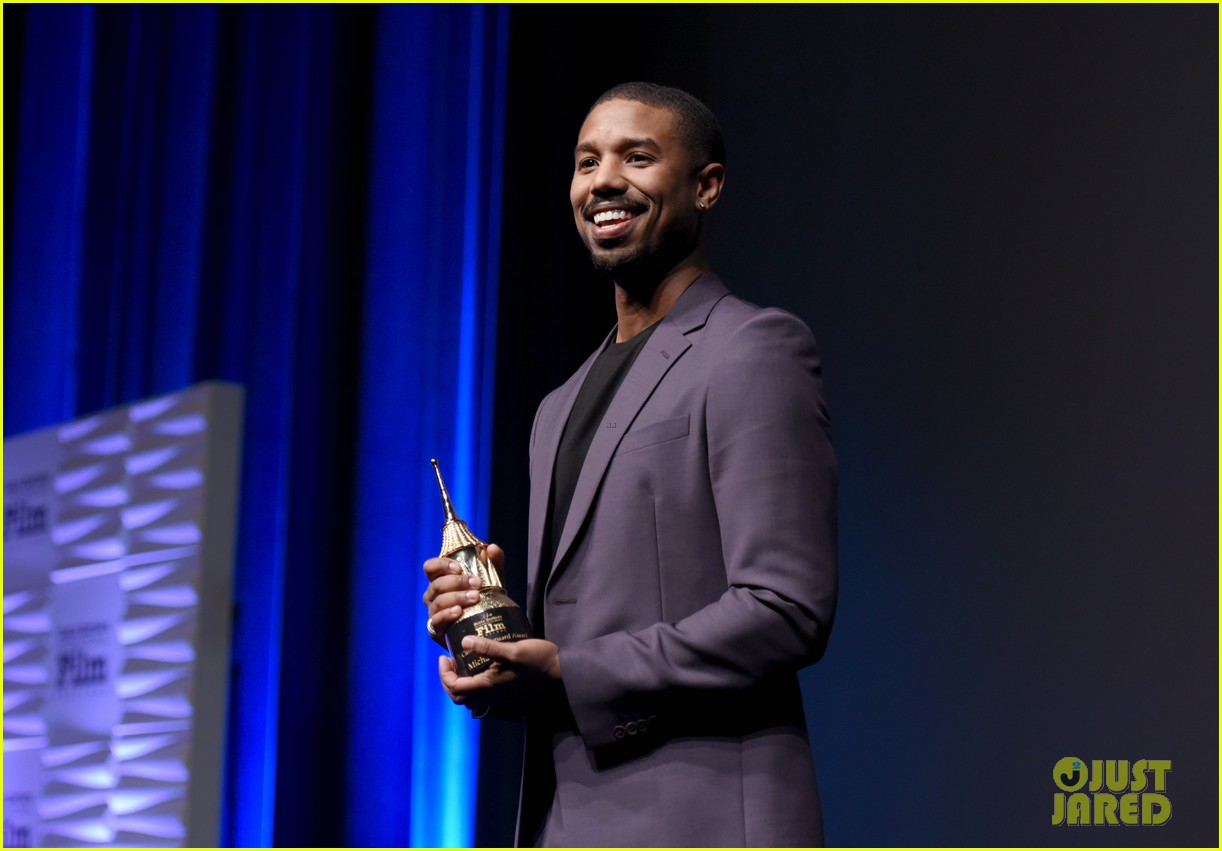 michael b jordan honored with cinema vanguard award at santa barbara film fest 084226059