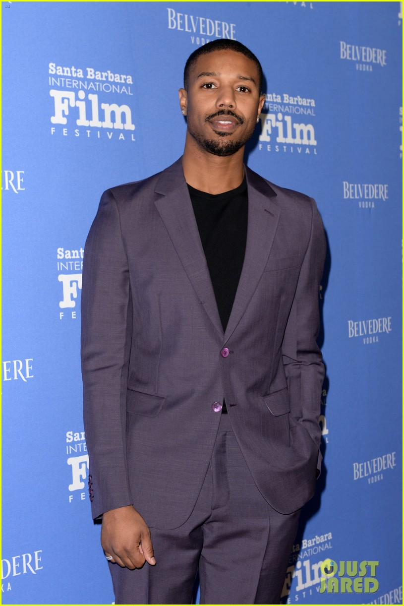 michael b jordan honored with cinema vanguard award at santa barbara film fest 144226065