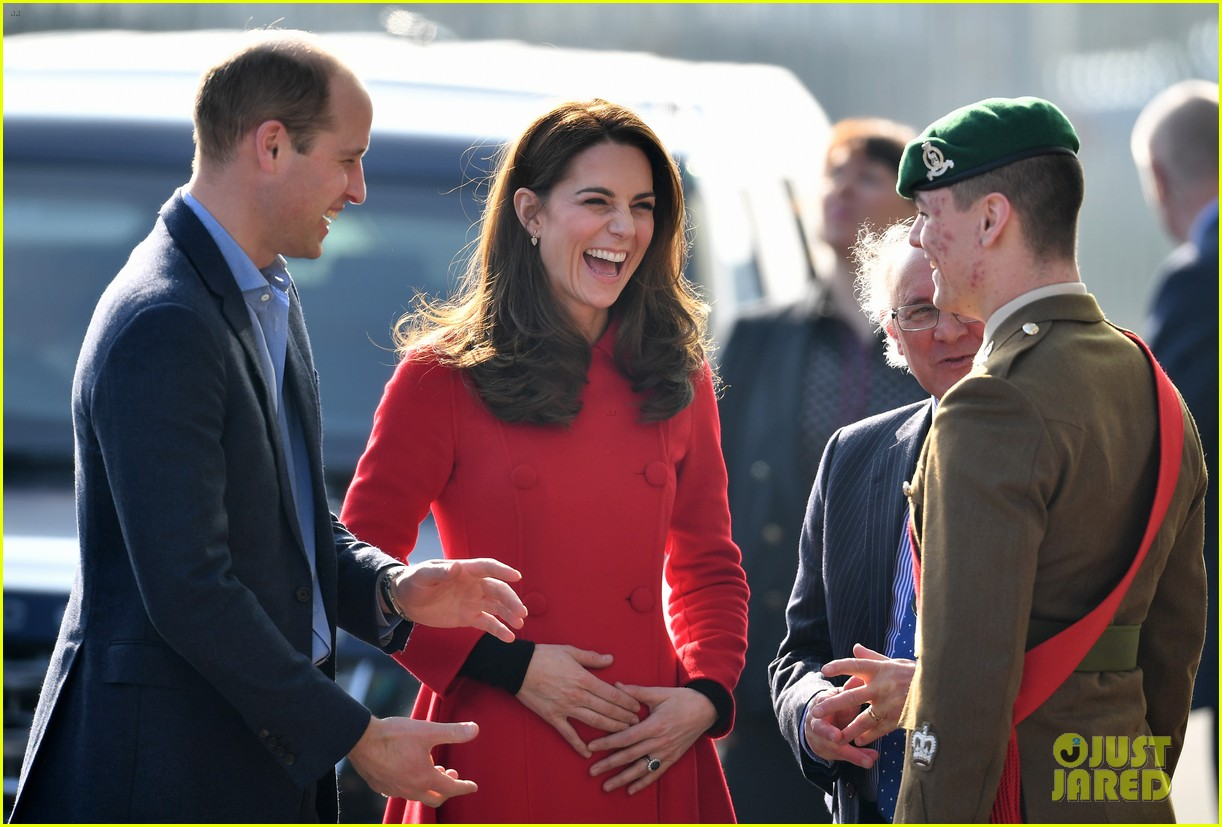 kate middleton plays soccer northern ireland visit 314248719