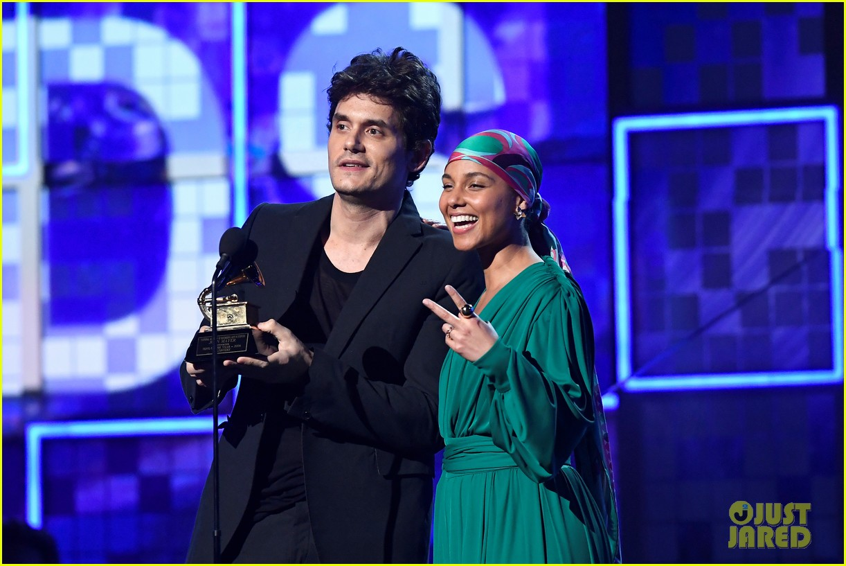 john mayer broke his 2004 grammy award shares it with alicia  02