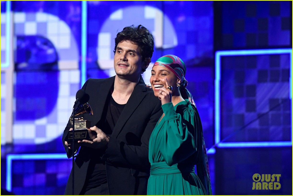 john mayer broke his 2004 grammy award shares it with alicia  08