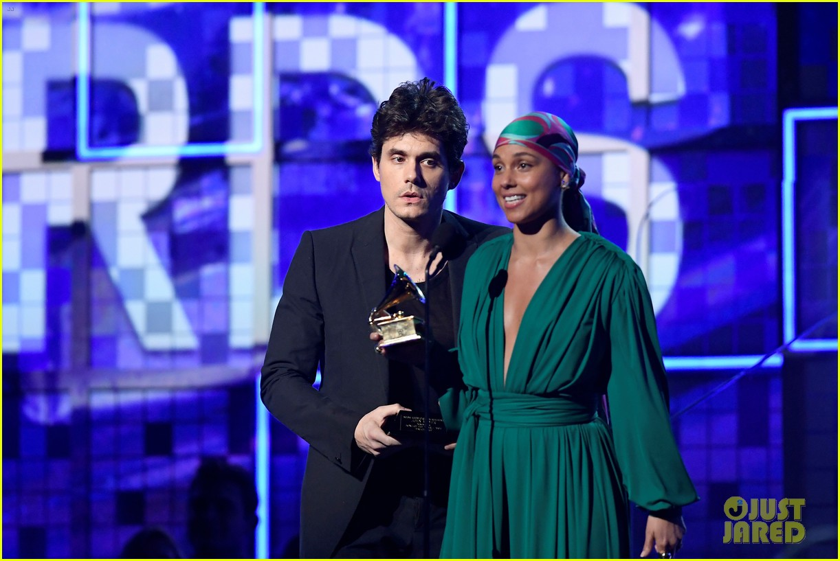 john mayer broke his 2004 grammy award shares it with alicia  11