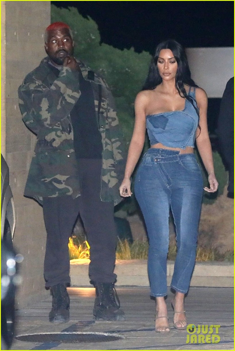 kim kardashian kanye west nobu february 2019 06