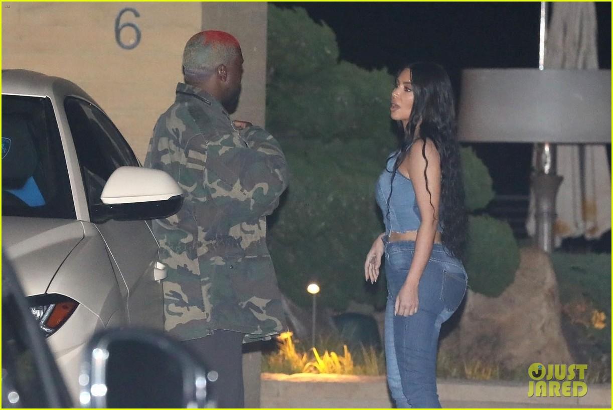 kim kardashian kanye west nobu february 2019 20