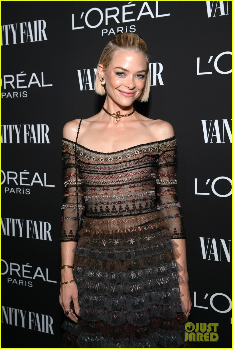 jaime king alex landi more step out for vanity fairs pre oscar party 044241327