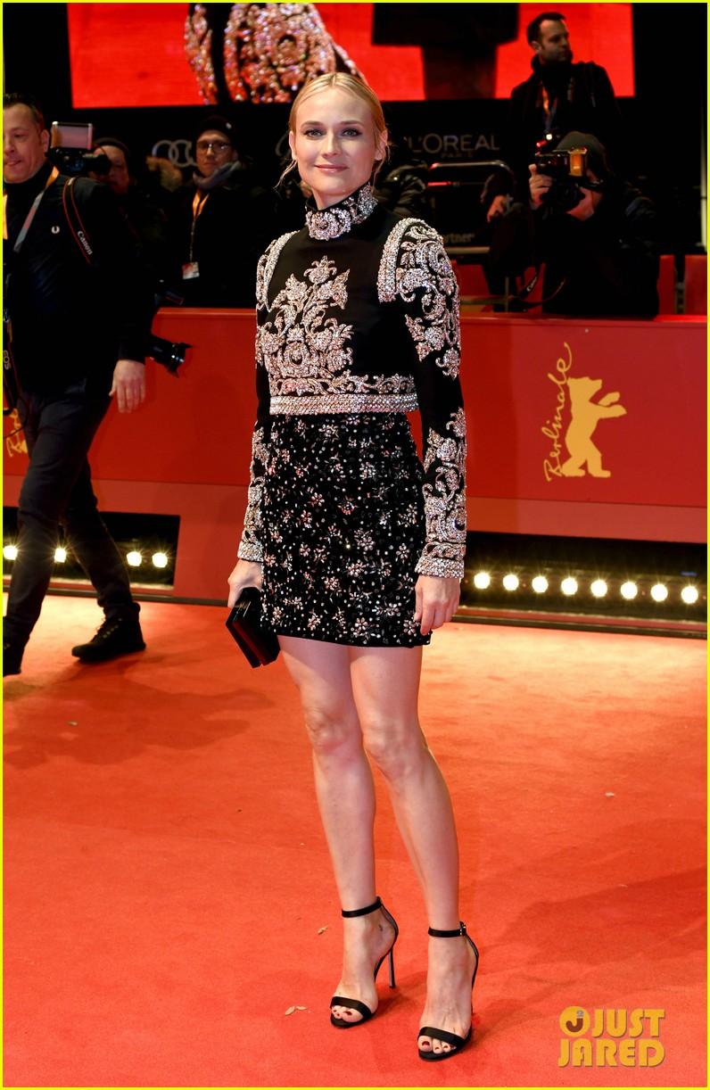 Diane Kruger Sparkles at 'The Golden Glove' Premiere at ...