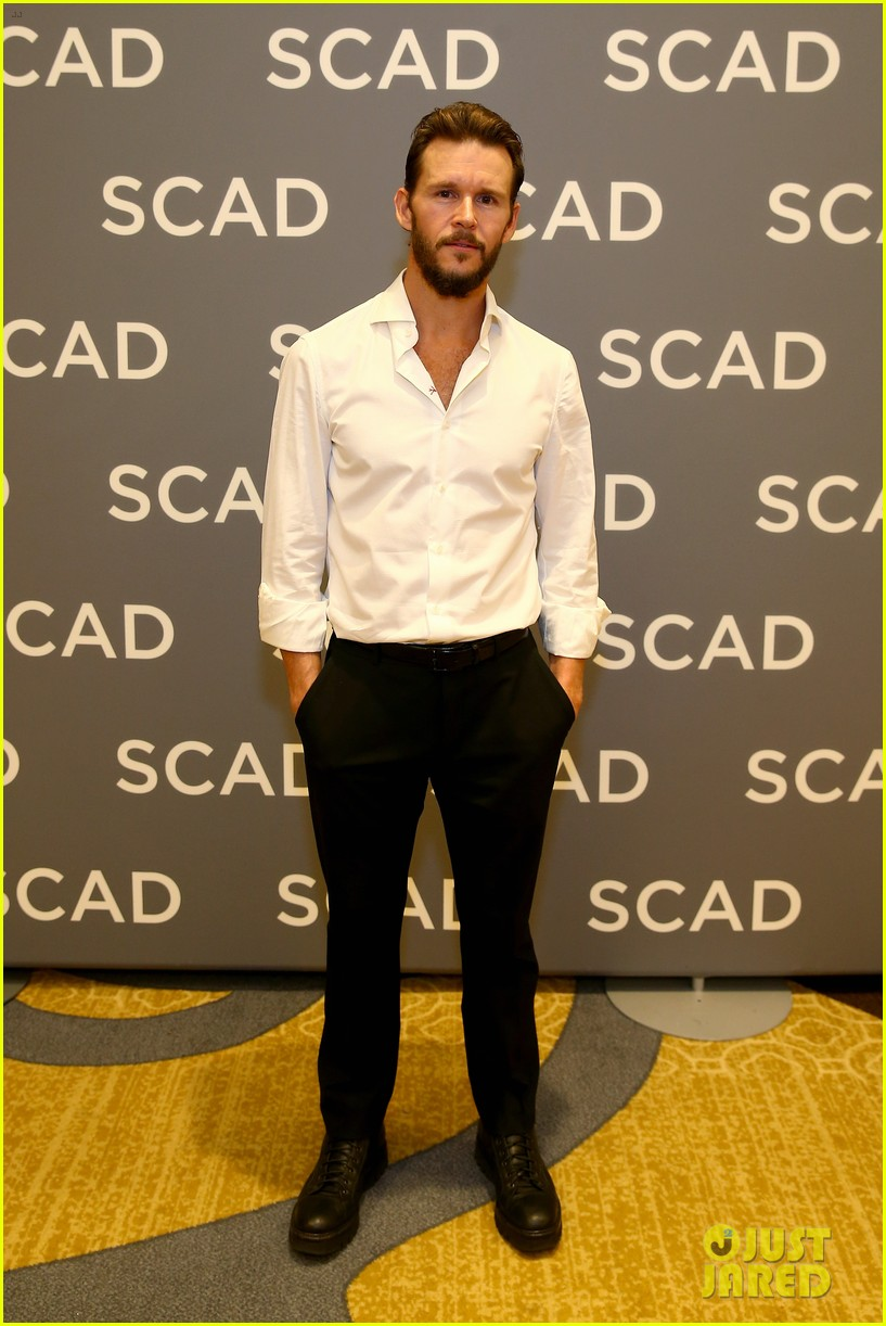 ryan kwanten and leona lewis attend the oath screening at scad atvfest 04